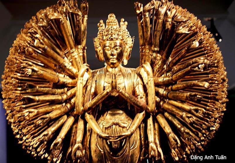 La divinité aux 1000 bras (Việtnam)