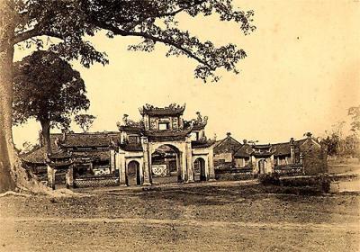 pagode PhuNi pres de SonTay